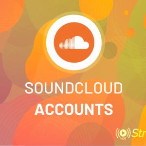Buy SoundCloud Accounts (Email Verified)
